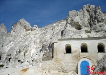 Храм в меловой горе
