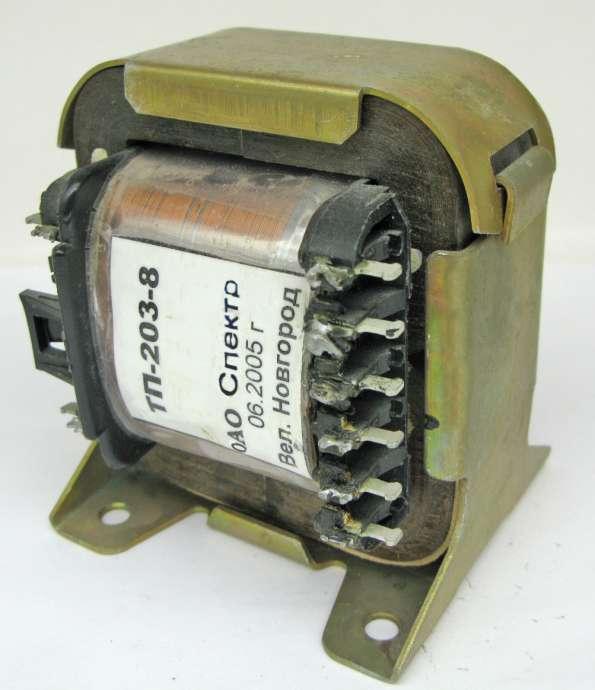 Трансформатор ТП-203- (76 Вт)