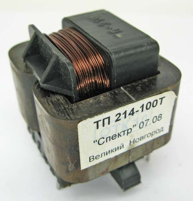 Трансформатор ТП-214-(8,5 Вт)